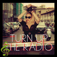 Сингл Turn Up The Radio
